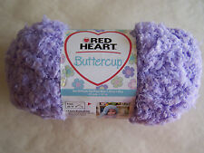 Red Heart Buttercup Baby yarn 1 sk choice/color