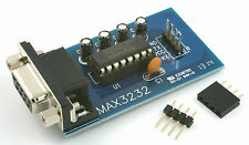 Max232 Max3232  RS232 to TTL Converter for 3-5volt  for Raspberry Pi, Arduino