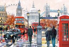Puzzle Castorland 1000 piezas-londres collage (47708)