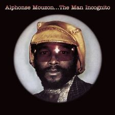 ALPHONSE MOUZON MAN INCOGNITO CD NEW