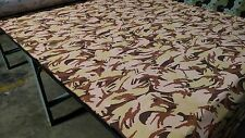 "DESERT DPM DISRUPTIVE CAMO NY/CO TWILL FABRIC 66""W MILITARY CAMOUFLAGE HUNTING"