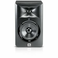 "JBL LSR305 5"" Active Powered 2-Way Home Studio Reference Monitor Speaker Single"