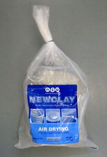 12.5Kg Newclay Reinforced Air Drying Modelling Clay (GREY)