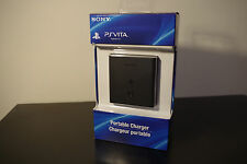 Official Sony PlayStation Vita / PS Vita Portable Charger *New / Factory Sealed