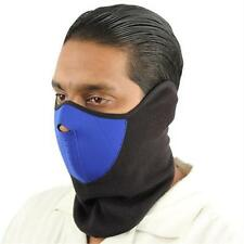 Black Blue Face & Neck Mask - Airsoft - Paintball - Motorcycle - NEW - Mask9