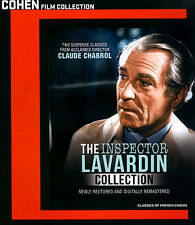 The Inspector Lavardin Collection (Blu-ray Disc, 2014, 2-Disc Set)