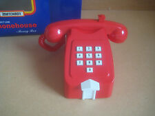 "MATCHBOX ""PHONEHOUSE"" (THE DIRECT LINE) TELEPHONE MONEY BOX (VINTAGE 1995)"