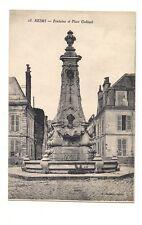 reims fontaine et  place godinot