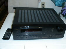 Nakamichi AV-2 Audio Video Stereo Receiver w/Remote TESTED