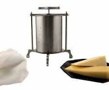 Cheese Press Stainless Steel Spring Assisted Brand NEW FREE SHIP