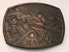 Vintage BSA Boy Scout Belt Buckle