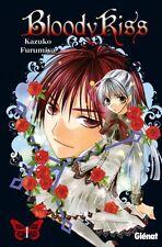 Collection complète de mangas Bloody Kiss en français - Tomes 1 à 2 - Glénat