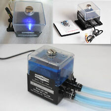 DC 12V Stable Ultra Quiet Water Pump&Pump Tank For PC CPU Liquid Cooling System