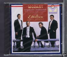 MOZART CD NEW STRING QUARTETS 20 /22  ENDELLION STRING QUARTET