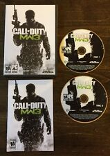 Call of Duty: Modern Warfare 3 (PC, 2011) PC DVD-ROM Computer Game