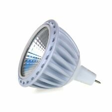 5X(GU5,3/MR16 6W COB LED Lampe 420LM 60° 3000K Warmweiss DC 12V)