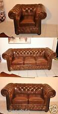 Chesterfields Dorset 3+2+1 Kombination E500 Vintage