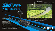 HED00001 - OSD+FPV VIDEO TRANSMITTER(1.5W)