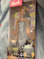 Halloween Enchantress Witch Barbie Doll African American B6270 New
