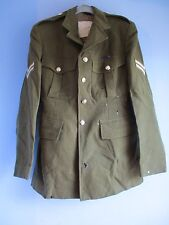 Vintage Royal Military Police RMP No.2 Uniform Dress Jacket - Size 21