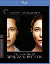 The Curious Case of Benjamin Button New Blu-ray