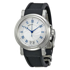 Breguet Marine Automatic Big Date Mens Watch 5817ST125V8