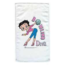 Master Betty Boop Bowling Towel