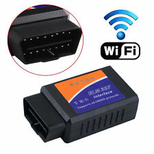 ELM327 WiFi OBD2OBDII Auto Car Diagnostic Scanner Scan Tool for Apple PC iPhone