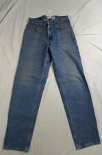 Levi 550 Relaxed Fit Faded Denim Jeans Tag Size 33x36 Measure 31x34