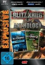 Blitzkrieg Anthology 1 + 2 Fall of The Reich Burning Horizon Rolling Thunder Top