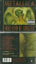CD - METALLICA : SOME KIND OF MONSTER ( NEUF EMBALLE - NEW & SEALED )