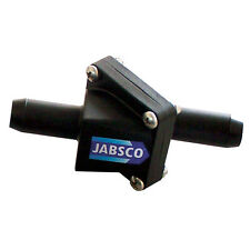 "Jabsco In-Line One-Way Non-Return Check Valve - 3/4"" ID Hose 29295-1011"