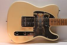 Vintage Album Art LP Clear Pickguard Fender Telecaster Eagles Retro Southwest