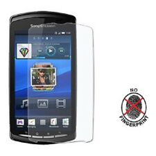 BLACK HARD CASE+BELT CLIP HOLSTER+SCREEN GUARD FOR SONY ERICSSON XPERIA PLAY