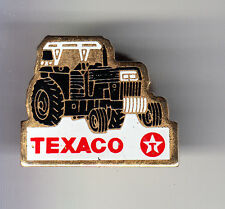 RARE PINS PIN'S .. AGRICULTURE TRACTEUR TRACTOR PETROLE OIL TEXACO ~BQ