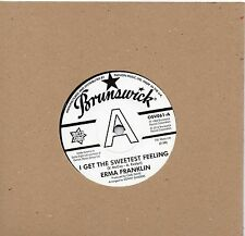 ERMA FRANKLIN-I GET THE SWEETEST FEELING/LAVERN BAKER-I'M THE ONE TO DO IT  DEMO