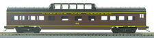 HO 72 Ft Pass. mid-Train Dome car , RTR Norfolk & Western (1-947)