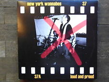 LP - NEW YORK WANNABES - LOUD AND PROUD