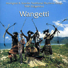 Wangetti, David Hudson, , Very Good Import