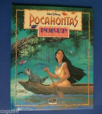 Pocahontas - Pop - up - Walt Disney