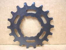 New-Old-Stock Shimano 600EX 18T UniGlide (UG) Cassette Sprocket...Black Finish