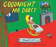 Goodnight Mr. Darcy Board Book by Kate Coombs (2015, Board Book)