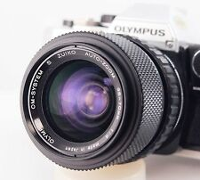 Olympus S Zuiko 35-70mm f4 auto zoom lens for OM-System cameras