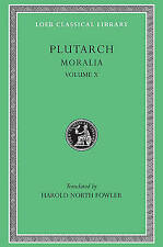 Moralia: v. 10 (Loeb Classical Library), Plutarch, Good, Hardcover