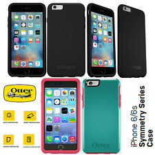 Genuine Otterbox Symmetry Series Shockproof Rugged Case Cover For iPhone 6 6S