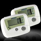 1Pcs LCD Digital Pocket Pedometer Calorie Counter Step Walk Run Sports Monitor