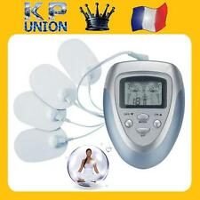 MASSAGE ELECTROSTIMULATION CORPS MINCEUR MUSCULATION ACUPUNCTURE RELAXATION