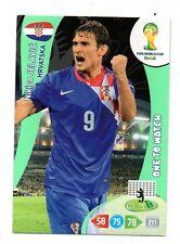 Panini - FIFA World Cup 2014 Brazil - Nikica JELAVIC - Hrvatska (A1373)