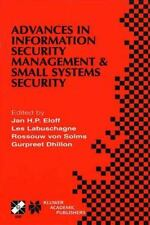 Advances in Information Security Management & Small Systems Security: IFIP TC11