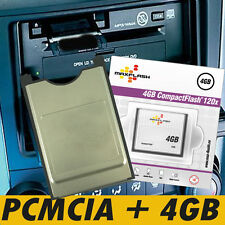 Honda Civic 4GB PCMCIA CF Multi Card Reader KIT PC Card/Slot/Schacht Comand APS